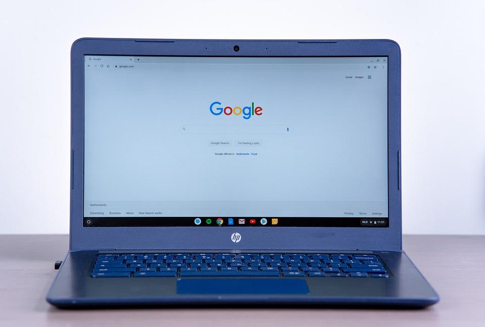 google, notebook