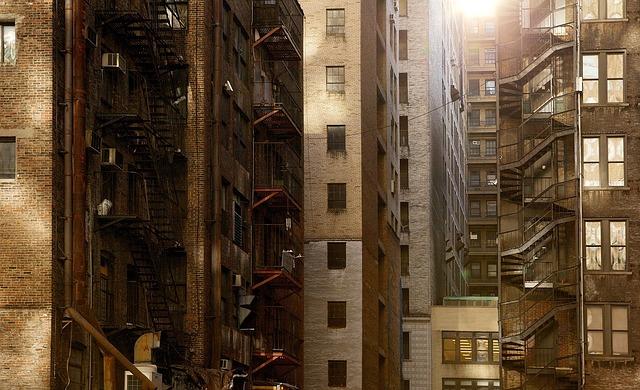 bytová stavba